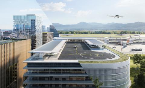 Behind the scenes of future electric airports