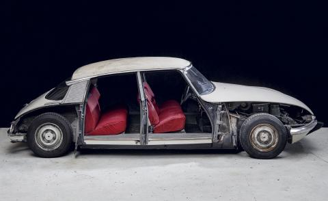 Could the Citroen DS's reign as a supreme design object be coming to an end?