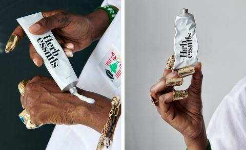 Cannabis skincare brand Herb Essentials celebrates New York creatives