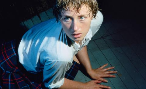 Self-portrait of American artist Cindy Sherman
