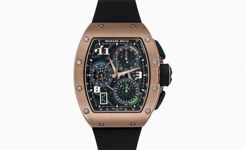 The new Richard Mille RM 72-01 ticks all the right boxes