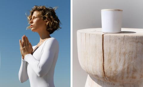 Ignite your chakras with Amen's home fragrance design
