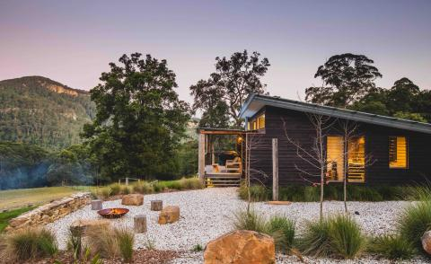 The humble shed inspires villa escape in Kangaroo Valley, Australia