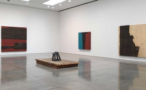 Creative polymath Theaster Gates opens his first solo show in New York