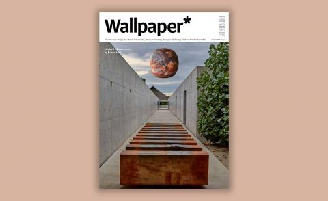 Mexican artist Bosco Sodi designs limited-edition subscriber cover for Wallpaper* December 2020