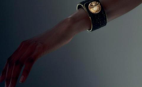 On the button: Chanel's perfectly hidden timepiece