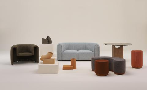 Furniture design by Note Design Studio for Sancal