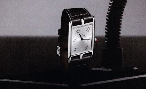 Cartier Tank Asymétrique wins Best Watch Revival: Wallpaper* Design Awards 2021