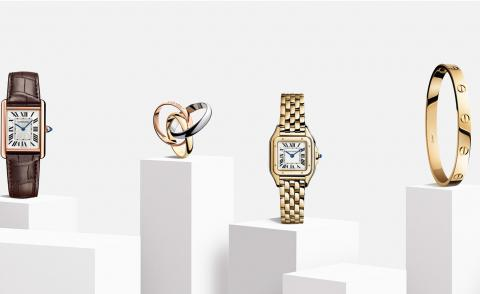 cartier iconic collections