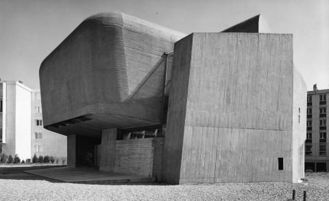 Remembering the architecture of architect Claude Parent on the anniversary of his passing