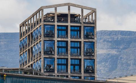 Architectural travel: a guide to Sub-Saharan Africa