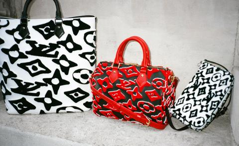 In the bag! Artist-designed accessories to covet and collect