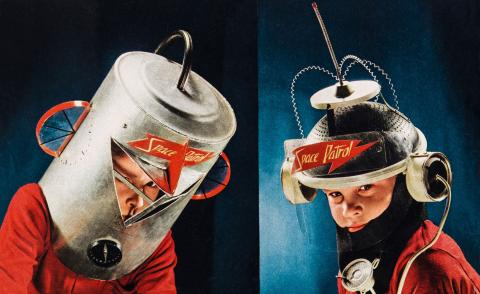 A century of all-American toy advertising in pictures
