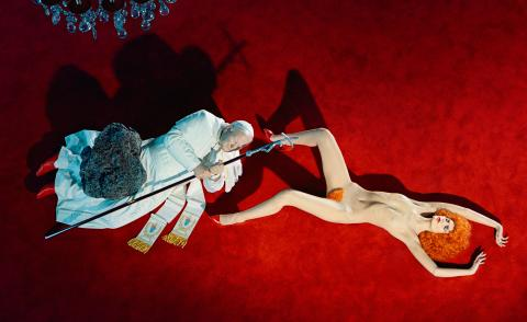 Miles Aldridge: 'Why I am me and not you'