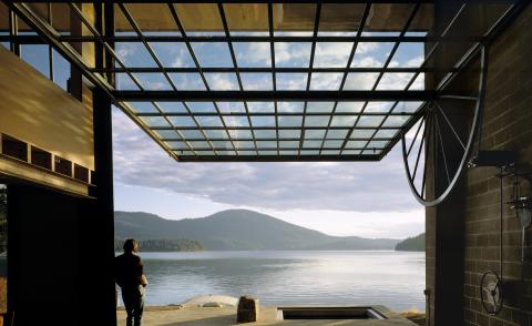 Olson Kundig refines the art of the perfect American cabin