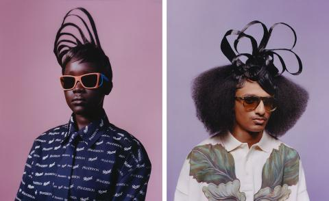 JW Anderson x Persol: sunglasses to style up the summer heatwave