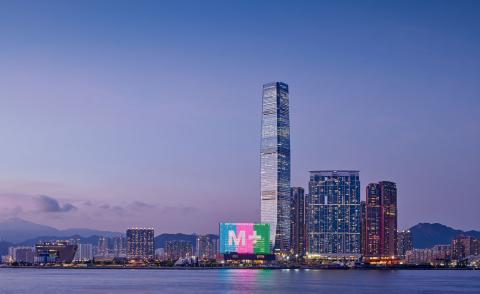 Hong Kong's M+ Museum to open with six thematic shows