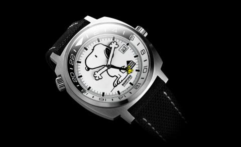 Bamford London and Dover Street Market launch limited-edition Snoopy watch