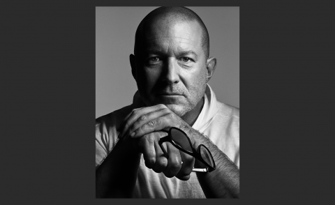 LoveFrom founder and Apple former chief design officer Sir Jony Ive, photographed by Craig McDean