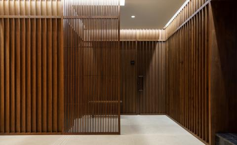 Casa Popeea and its finely crafted wooden interiors