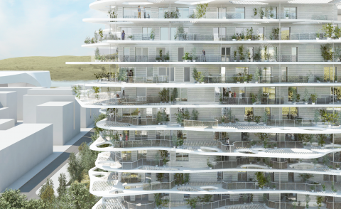 Bold architects are transforming Nice into a world leading city