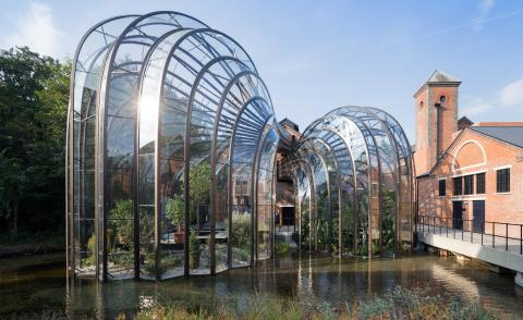 Raise your glass to the world's finest distillery architecture