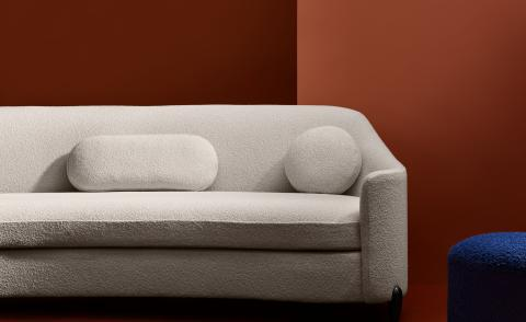 Uncommon Threads by DeMuro Das Drift Sofa