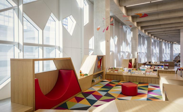 Oodi central library by ALA architects opens in Helsinki