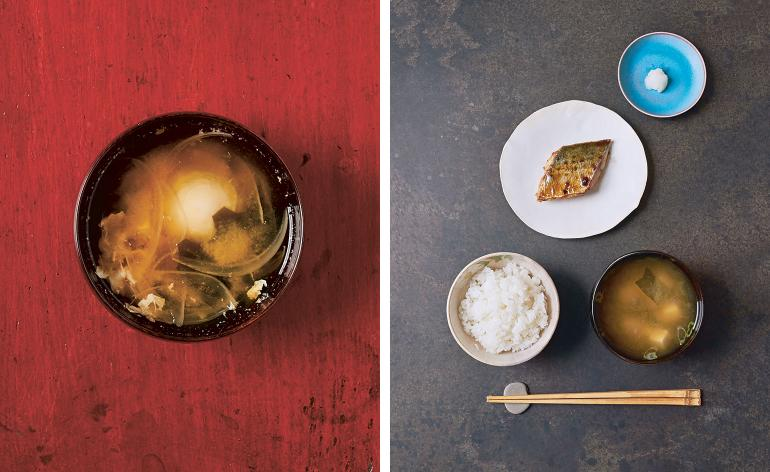 Food photograhy from Japan: The Cookbook, by Nancy Singleton Hachisu, published by Phaidon