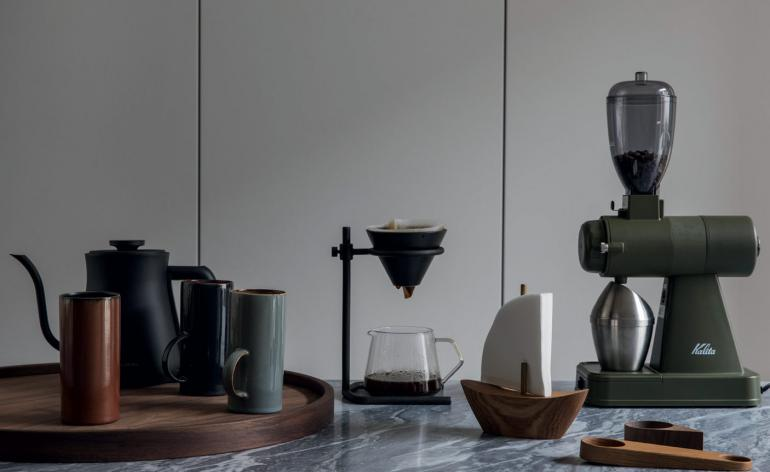 Lifestyle view of the best new home brew coffee machines for 2018