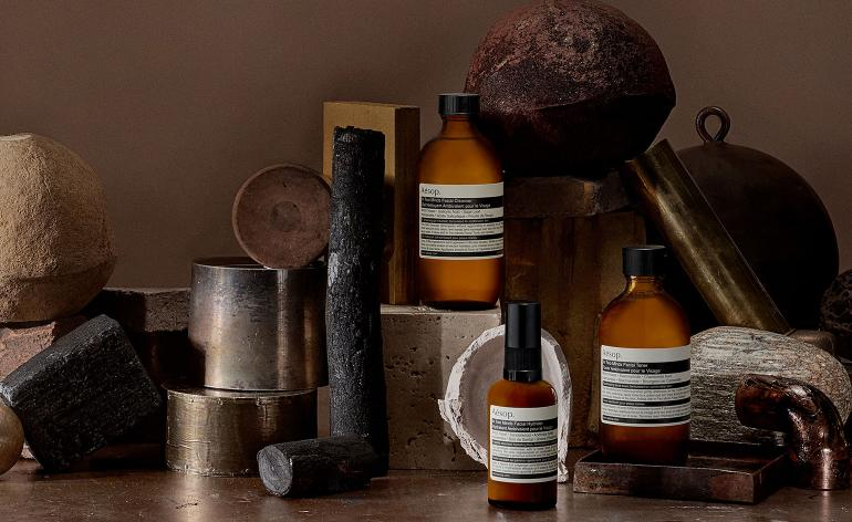 In Two Minds Aesop range launch