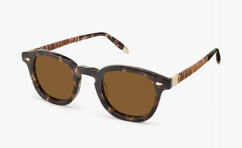 Moscot Ascari Bicycles Lemtosh style limited edition leather frame