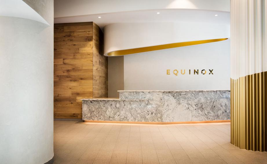 Equinox LA gym and spa designed by MBH Architects | Wallpaper*