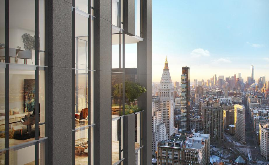 New York City's latest crop of luxury residential