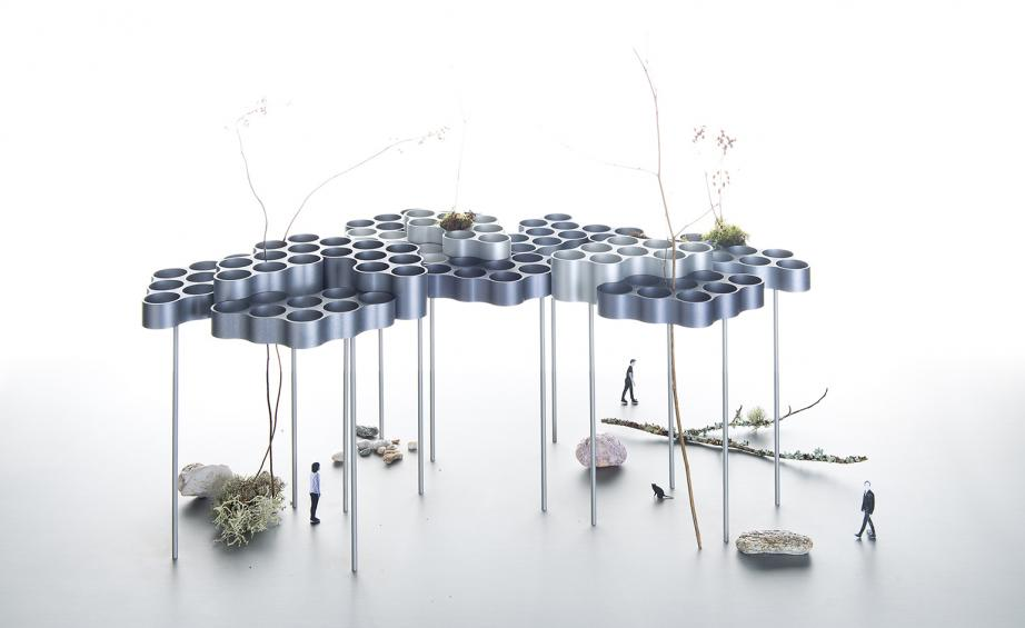 Ronan and Erwan Bouroullec take decades of work to Rennes