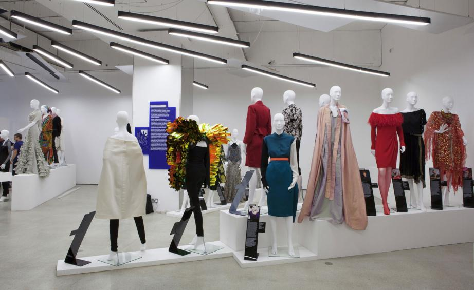 Women Fashion Power At London S Design Museum Explores The Link Between Clothing And Success Wallpaper