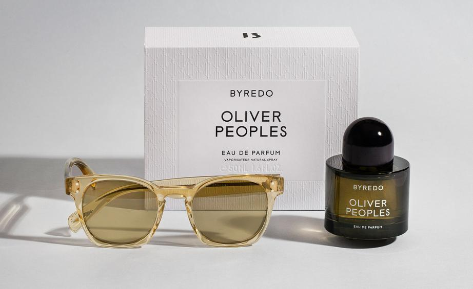 f05a6947b2c8 May beauty news  editor s pick. Oliver Peoples x Byredo