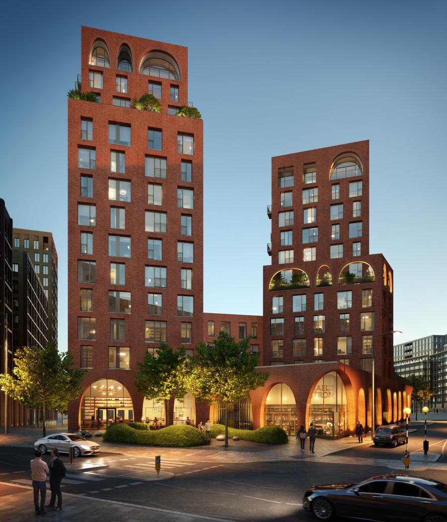 London calling: the latest residential developments from the UK capital