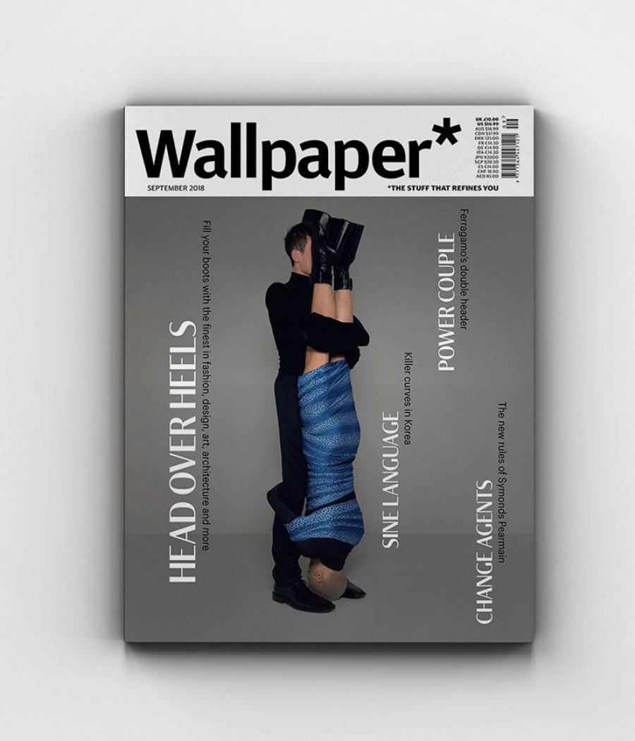 Wallpaper* Style Special September 2018 cover