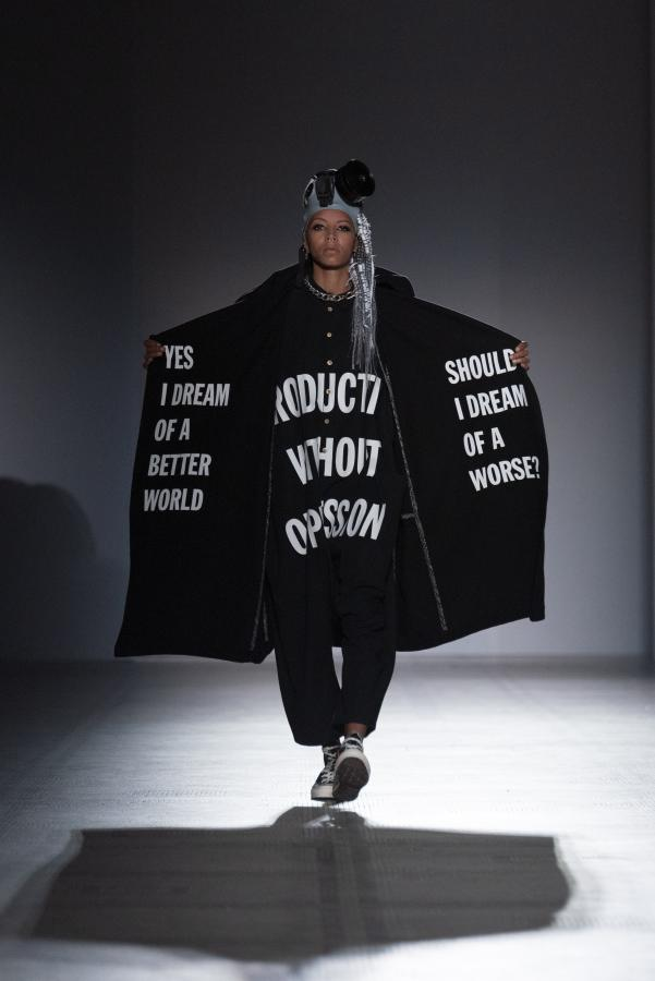 Manifesto of Fashion as Resistance, by Carla Fernández