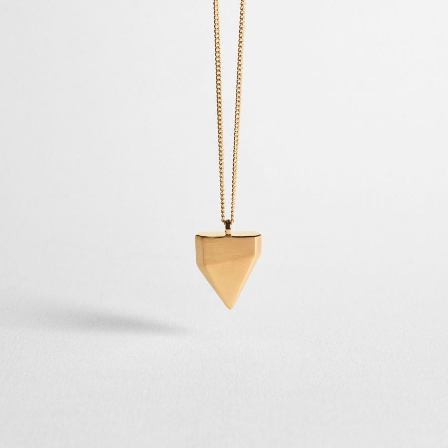 Alex Orso geometric necklace