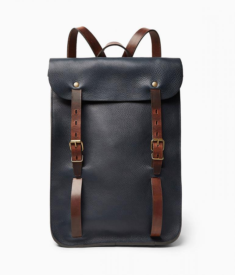 Bleu de Chauffe backpack, Mr Porter