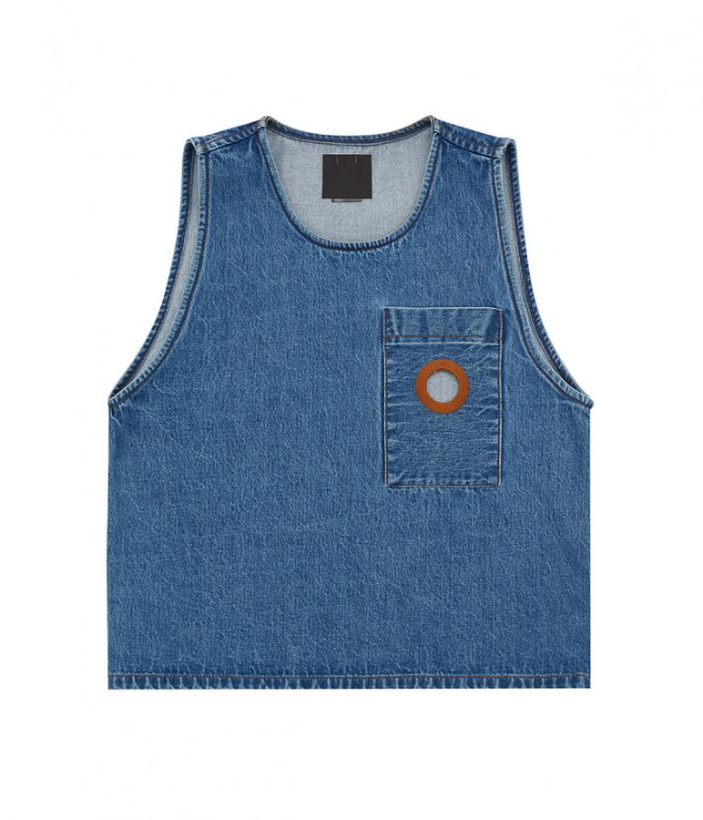 Craig Green denim vest