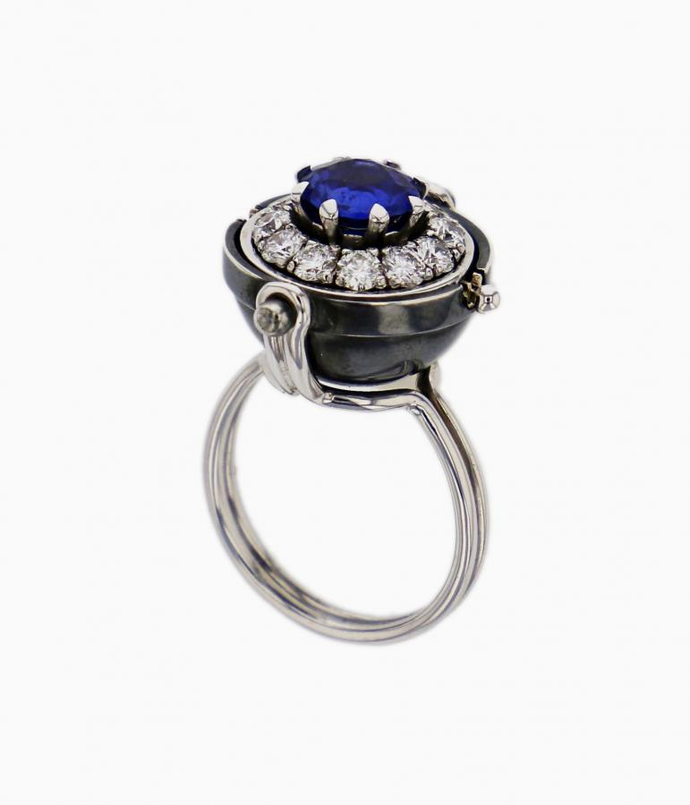 Elie Top Sirius ring