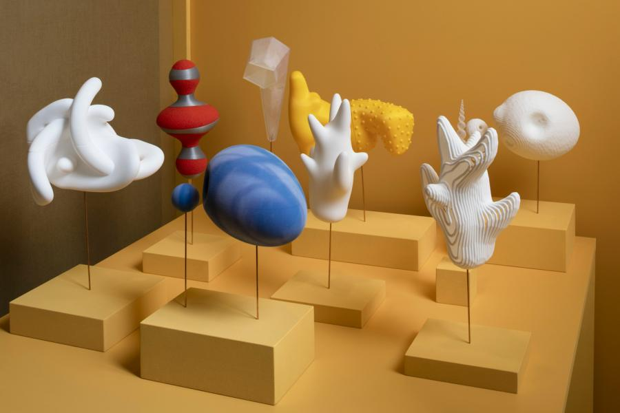 'Forest of Theoretical Sex Toys' by Douglas Coupland and Architectural Association School of Architecture