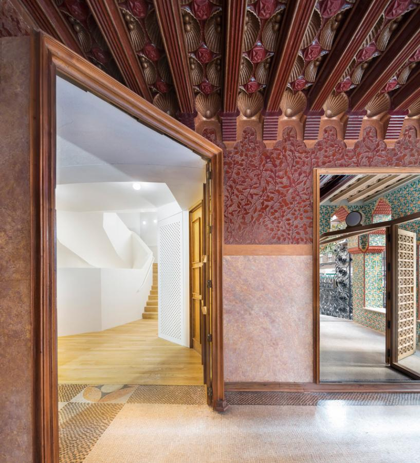 Cool Gaud us meticulously restored Casa Vicens reopened in Barcelona Photography Pol Viladoms