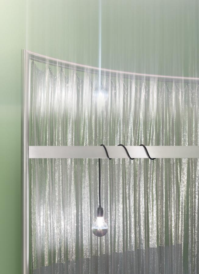 'Curtain of Calm' by Paco Rabanne and Office Kersten Geers David Van Severen