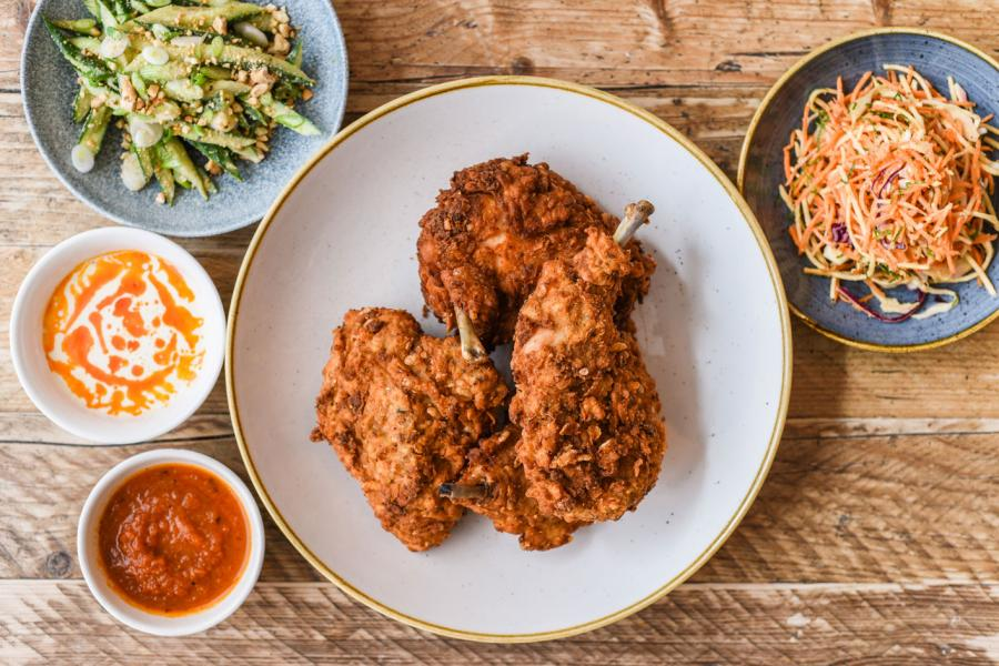 The Humble Chicken Supper Club, by Whyte & Brown