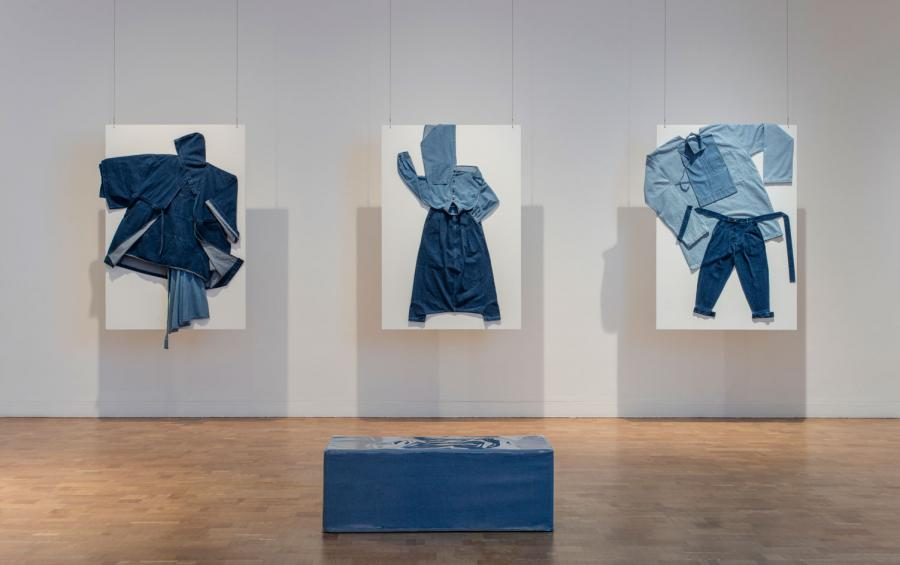 Installation view of 69: Déjà Vu at MOCA