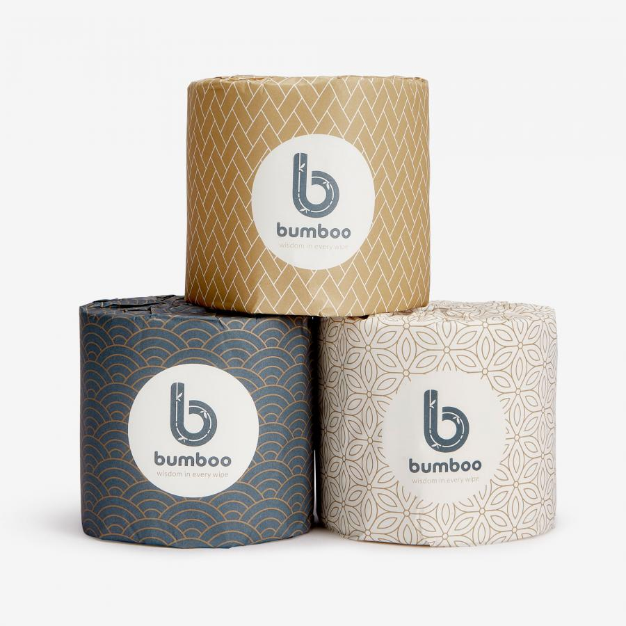 Bumboo toilet roll